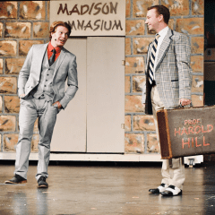 """A Special """"Music Man"""" Opens at Countryside Community Theatre in Eldridge"""