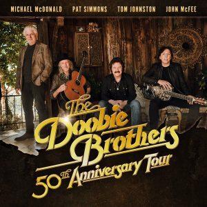 NEW CONCERT ALERT! Doobie Brothers, With Michael McDonald, To Play Moline's TaxSlayer Aug. 28