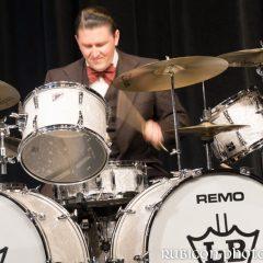 Josh Duffee Orchestra Presenting Tribute To Gene Krupa In Rock Island Tomorrow