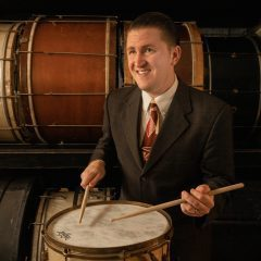 Davenport Drummer Keeps the Beat for Quad-Cities Classic Jazz Fans