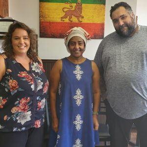 Taste Of Ethiopia Is The Quad-Cities' Jewel Of The Nile, Doc Says