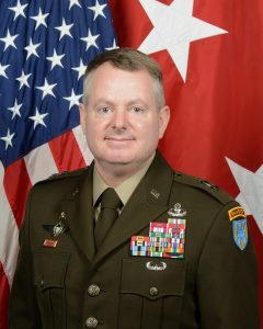 Mohan will lead U.S. Army Sustainment Command For Rock Island Arsenal