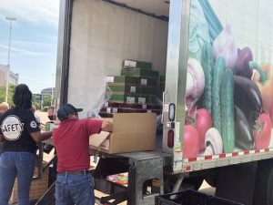 John Deere To Donate $1.7 Million to River Bend Food Bank in 2021