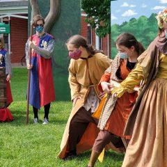 "Davenport Junior Theatre Opens Free ""Robin Hood"" Outdoors Friday, June 11"