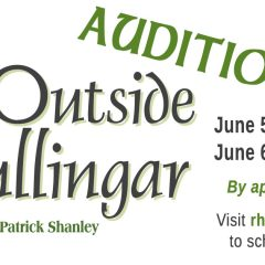 Richmond Hill in Geneseo to Audition for John Patrick Shanley Play