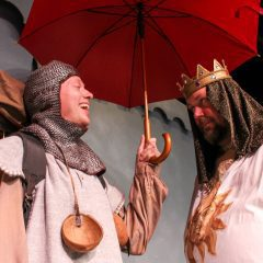 Quad City Music Guild Serving 'Spamalot' This Weekend