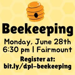 Learn About Beekeeping at the Davenport Public Library