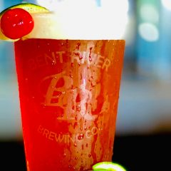 Bent River's Cherry Limeade Goze A Summer Beer To Make You Cheery