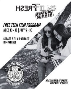 Rock Island Teenagers Invited To Take Part In Virtual Filmmaking Program This Summer
