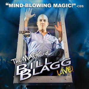 The Magic Of Bill Blagg Exploding Into Davenport's Adler Theatre