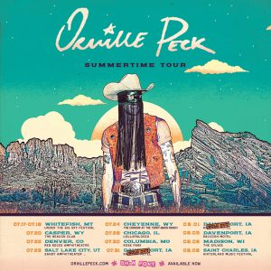 Orville Peck Adds Third Show At Davenport's Raccoon Motel