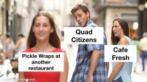 PICKLE WRAP WARS 2: RETURN OF THE MEMES! More Memes Explode In The Briny Battle