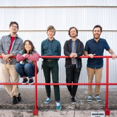 Pinegrove Sprouting Up At Codfish Hollow In Maquoketa Tuesday Night