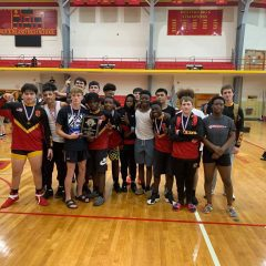 Rock Island High School Wrestling Team Advances To Sectionals!