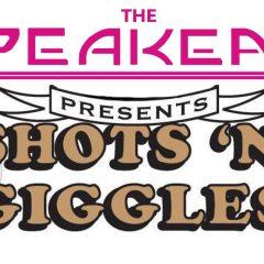 Shots N Giggles Returning To Rock Island Speakeasy June 19!