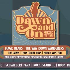 The 2021 Dawn and On fest will be noon to midnight on Saturday, July 10. Tickets are $20.