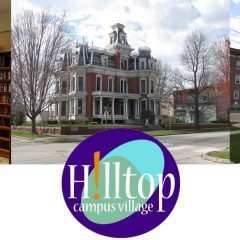 Davenport's Hilltop Campus Village in Transition with New Boss, Many Projects