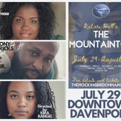 Davenport's Mockingbird Debuts With Critically-Acclaimed Martin Luther King Jr. Story, 'The Mountaintop'