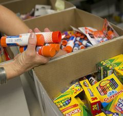Genesis Collecting Donations Of School Supplies To Help Students Starting Monday