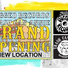 Ragged Records and Trash Can Annie's Reopen July 17 in New Downtown Davenport Spot