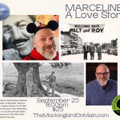 Davenport's Mockingbird On Main Presenting 'Marceline: A Love Story'