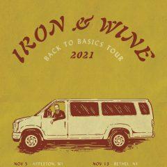 NEW CONCERT ALERT! Iron And Wine Coming To Davenport's Raccoon Motel