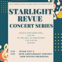 Josh Duffee Orchestra Performing FREE Concert Tonight!