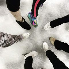 Want To Learn To Ice Skate? Sign Up Now With Davenport Parks And Rec!