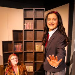 """REVIEW: Music Guild's """"Matilda"""" a Loud and Quiet (and Sometimes Muffled) Delight"""