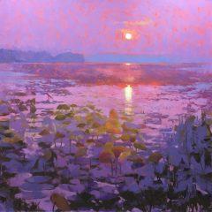 """Golden Light"" Is The Theme of A New Bettendorf Art Exhibit At Bereskin Gallery"