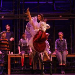 """REVIEW: Thrilling, Energetic """"Newsies"""" at Countryside Worthy of a Pulitzer in Performance"""