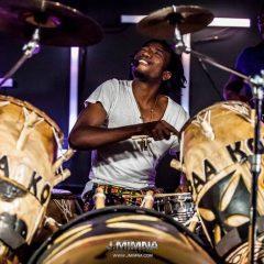 Internationally Known Drummer Paa Kow Hits Davenport Thursday