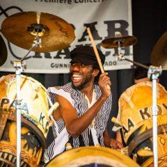 Davenport's RME, Quad City Arts, Presenting Drummer Paa Kow Oct. 7