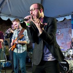 Tickets On Sale FRIDAY For Bassel & The Supernaturals Show At Davenport's Raccoon Motel