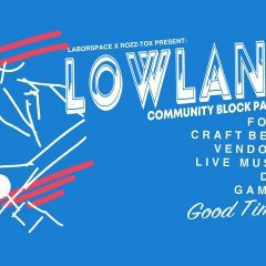 Rock Island's Lowland Block Party Returns Oct. 3 With Art, Beer, Music And More