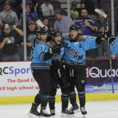 Quad City Storm Youth Jersey Night Hits The Ice TONIGHT!