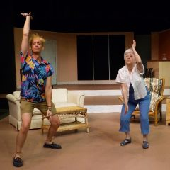Last Dance For Playcrafters' 'Six Dance Lessons' Today At 3