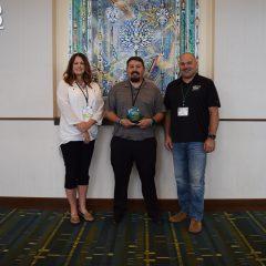 Davenport CSD Sustainability Efforts Win State Award