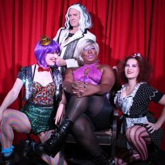 REVIEW: Fun, Fantastic 'Rocky Horror' Is A Must-See At Rock Island Speakeasy