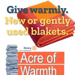 Bettendorf Rotary Helping The Homeless With Acre Of Warmth Project