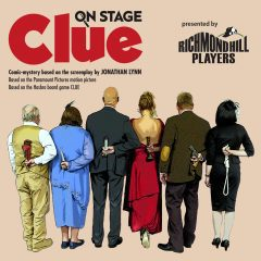 Check Out 'Clue' At Richmond Hill Starting TONIGHT!