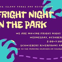 Family-Friendly Fright Night Scaring Up Fun In Downtown Rock Island Tonight