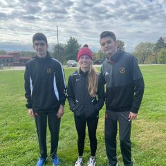 Rock Island High School's Wright, Putnam, Regur Qualify For Cross Country Sectionals