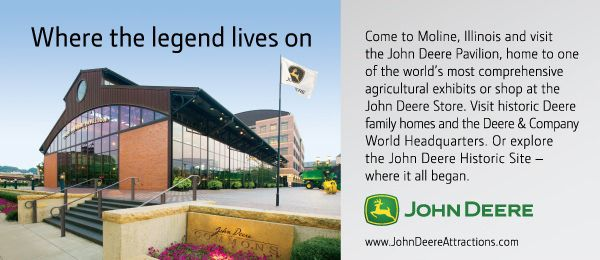 JOHN DEERE PAVILLION - Moline, IL